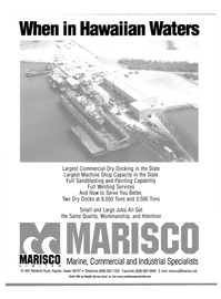Maritime Reporter Magazine, page 17,  Oct 2001 Industrial Specialists LIMITED