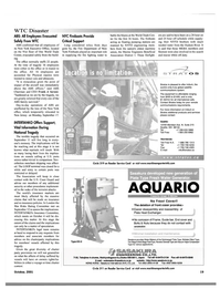 Maritime Reporter Magazine, page 19,  Oct 2001 New Jersey