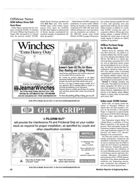 Maritime Reporter Magazine, page 20,  Oct 2001 Connecticut