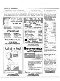 Maritime Reporter Magazine, page 22,  Oct 2001 Colorado