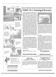 Maritime Reporter Magazine, page 36,  Oct 2001 Relational Database