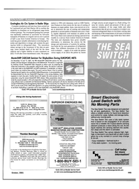 Maritime Reporter Magazine, page 45,  Oct 2001 Compliant