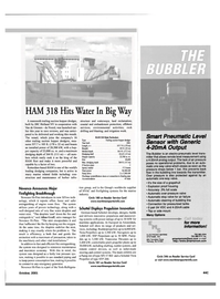 Maritime Reporter Magazine, page 47,  Oct 2001 control systems
