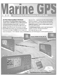 Maritime Reporter Magazine, page 3,  Oct 2001 ETA