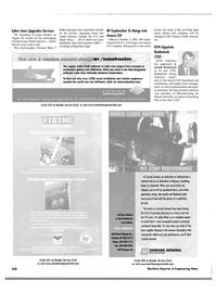 Maritime Reporter Magazine, page 48,  Oct 2001 California