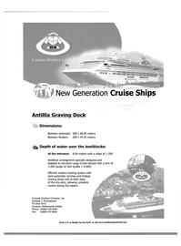 Maritime Reporter Magazine, page 53,  Oct 2001 CURACAO DRYDOCK COMPANY INC.
