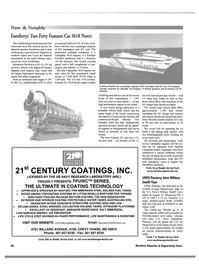 Maritime Reporter Magazine, page 54,  Oct 2001 Auto Express
