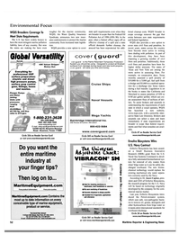 Maritime Reporter Magazine, page 60,  Oct 2001 Maryland