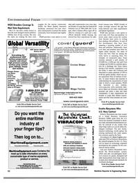 Maritime Reporter Magazine, page 60,  Oct 2001 Maryland
