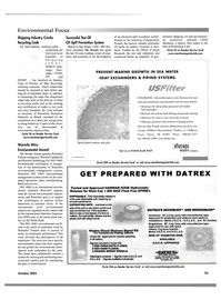 Maritime Reporter Magazine, page 61,  Oct 2001