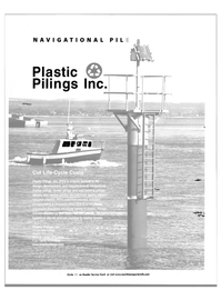 Maritime Reporter Magazine, page 64,  Oct 2001 5Jg| composite fiberglass structural tubing