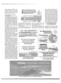 Maritime Reporter Magazine, page 70,  Oct 2001