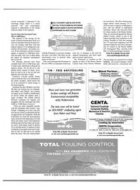 Maritime Reporter Magazine, page 70,  Oct 2001 Greg Schmelz