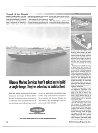 Maritime Reporter Magazine, page 14,  Nov 2001 the-art systems