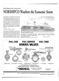 Maritime Reporter Magazine, page 24,  Nov 2001