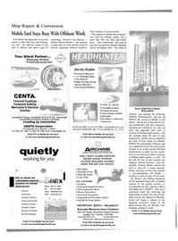 Maritime Reporter Magazine, page 28,  Nov 2001