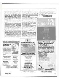 Maritime Reporter Magazine, page 31,  Nov 2001