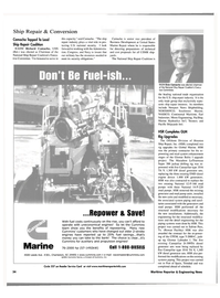 Maritime Reporter Magazine, page 34,  Nov 2001