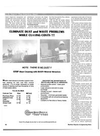 Maritime Reporter Magazine, page 40,  Nov 2001