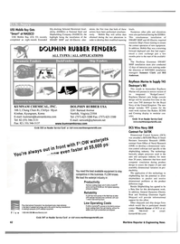 Maritime Reporter Magazine, page 42,  Nov 2001