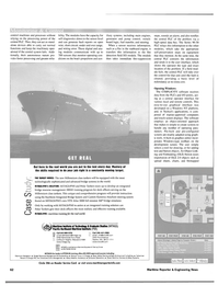 Maritime Reporter Magazine, page 62,  Nov 2001