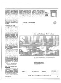 Maritime Reporter Magazine, page 69,  Nov 2001