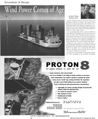 Maritime Reporter Magazine, page 8,  Dec 2001 David Tinsley