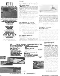 Maritime Reporter Magazine, page 18,  Dec 2001