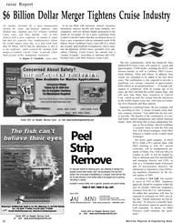 Maritime Reporter Magazine, page 22,  Dec 2001 Regina P. Ciardiello