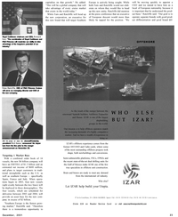 Maritime Reporter Magazine, page 23,  Dec 2001 oil industry