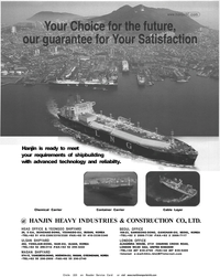 Maritime Reporter Magazine, page 29,  Dec 2001 United Kingdom