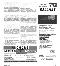 Maritime Reporter Magazine, page 31,  Dec 2001 New Jersey