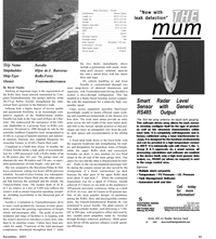 Maritime Reporter Magazine, page 35,  Dec 2001