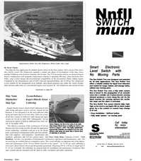 Maritime Reporter Magazine, page 37,  Dec 2001 Choo Chiau Beng