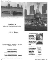 Maritime Reporter Magazine, page 42,  Dec 2001