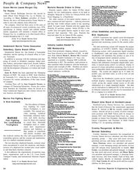Maritime Reporter Magazine, page 46,  Dec 2001 South America