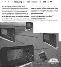 Maritime Reporter Magazine, page 3,  Dec 2001 satellite communication