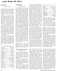 Maritime Reporter Magazine, page 48,  Dec 2001