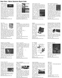 Maritime Reporter Magazine, page 51,  Dec 2001 micro- processor