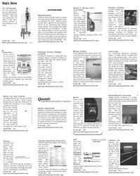 Maritime Reporter Magazine, page 52,  Dec 2001 aeration