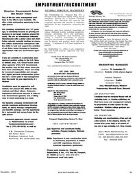 Maritime Reporter Magazine, page 61,  Dec 2001 Donnie Clause