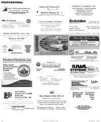 Maritime Reporter Magazine, page 64,  Dec 2001 Document Control NATIONAL ASSOCIATION OF MARINE SURVEYORS