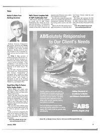 Maritime Reporter Magazine, page 8,  Jan 2002