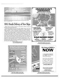 Maritime Reporter Magazine, page 14,  Jan 2002