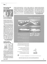 Maritime Reporter Magazine, page 16,  Jan 2002 Brown Division of TSS