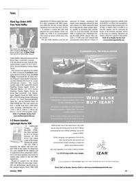 Maritime Reporter Magazine, page 16,  Jan 2002