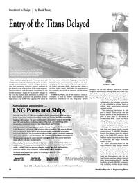 Maritime Reporter Magazine, page 21,  Jan 2002