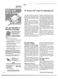 Maritime Reporter Magazine, page 23,  Jan 2002