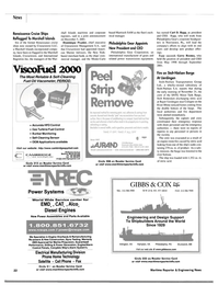 Maritime Reporter Magazine, page 25,  Jan 2002 New York
