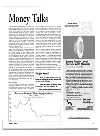 Maritime Reporter Magazine, page 30,  Jan 2002